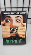 Dead Alive DVD Unrated Gore Horror Peter Jackson Cult