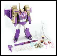 Transformers KFC Toys EAVI METAL Ditka Blitzwing MP Scale of three variable New