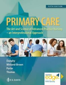 Primary Care: Art and Science of Advanced Practice Nursing - An by Thomas: New