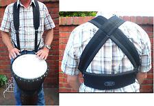 FREESTYLE DJEMBE / SAMBA  Drum Strap *HARNESS* By Tribal Drums Hi Quality.