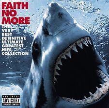 Faith No More - Best Of. Album Cover Poster 12x12