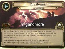 Lord of the Rings LCG  - 1x Die Nachhut  #144 - Das Morgul-Tal