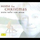 Anne Sofie Von Otter - Home For Christmas (Cd 1999) Moraeus Jansson Henryson