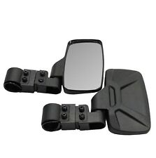 2 Bad Dawg Side View Mirrors 2011 2012 2013 Can-Am Commander Maverick 800 1000