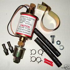 FUEL PUMP UNIVERSAL WEBER/DELLORTO CARBURETTOR USE 5.5 to 9.0psi