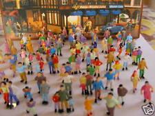 100 personnages figurines people HO 1:87 pour Märklin Roco Jouef ...