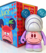 "DISNEY VINYLMATION 3"" ALICE IN WONDERLAND BABY OYSTER 2011 COLLECTIBLE TOY NEW"