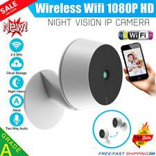 Wireless WiFi IP Security Camera 1080P HD Indoor Night Vision Alexa Google Home