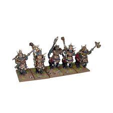 Mantic BNIB - Abyssal Dwarf Half-breed Cavalry