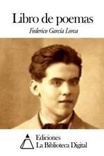 Libro de Poemas by Federico García Lorca (2014, Paperback)