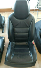 Porsche Cayenne 955 Driver's Seat O/S Black Leather