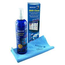 Rogge DUO-Clean TFT/LCD/Plasma-Bildschirmreiniger 250ml + Vileda Tuch