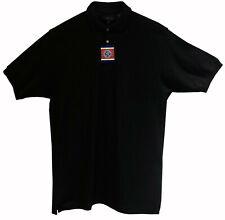 PAYNE STEWART COLLECTION Mens Herringbone Cotton Golf Polo Dress Shirt sz XL NWT
