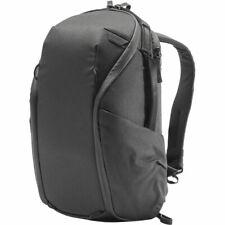 A - Peak Design Everyday Backpack 15L Zip V2 - Black
