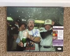 Wade Boggs Signed Autograph 11x14 Photograph MLB HOF Yankees Red Sox