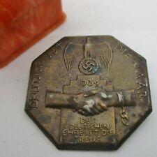 A Rare Pre WW2 Era German Cap Badge Insignia or Something Similar.????