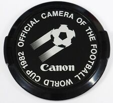 Canon 52mm Lens Cap 1982 World Cup Football Spain Special Commemorative Edition