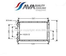 FTA2095 Radiatore, Raffreddamento motore (AVA)