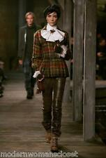 Rare Chanel 13A Tweed Classic Jacket Coat NEW 38 Paris Edinburgh Pre Fall 2013