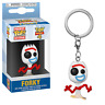 Funko pop key chain toy story forky disney dibujos tv television llavero