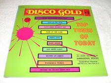 """""""Disco Gold #7 - Top Tunes of Today"""" 1978 Pop LP, SEALED!, by Dimensional Sounds"""