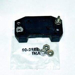 Prestolite Loadhandler 8RC3012A Alternator Voltage Regulator 124A Vintage NOS