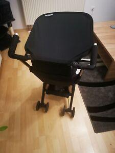 gb Pockit+ Reisebuggy Stroller Kinderwagen Schwarz sehr kompakt, Top, Gebraucht