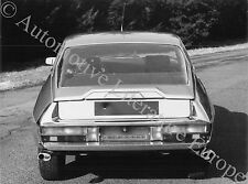 1970 CITROËN SM PRESSEBILD PRESS FACTORY PICTURE BILD PHOTO ORIGINAL