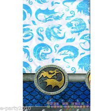 HOW TO TRAIN YOUR DRAGON 2 PLASTIC TABLE COVER ~ Birthday Party Supplies Cloth