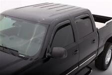 For: CHEVY AVALANCHE 1500; 194355 Window Vent Shades Visors IN CHANNEL 2002-2006