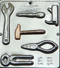 Tools Assortment Chocolate Candy Mold  517 NEW