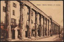 AX0690 Milano - Antiche Colonne a San Lorenzo - Cartolina postale - Postcard