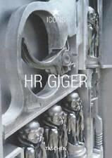 HR Giger (Icons) - Paperback By Giger, H R - VERY GOOD