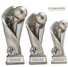 Fußballpokal Allstars Turnier silber gold 15-20 cm inkl Gravur | Pokale Meier
