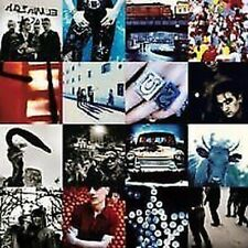 U2 - Achtung Baby (20th Anniversary) NEW CD save with combined