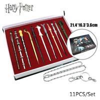11pcs/set Harry Potter Hermine Dumbledore Voldemort Zauberstab Cosplay Wands