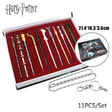 11 STÜCKE Harry Potter Hermine Dumbledore Voldemort Zauberstab Halloween Cosplay