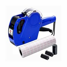 Mx5500 Pricing Tag Gun with 5150 pcs White Label Gun Stickers & 3 Extra Inker.