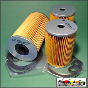 FLK4504 Oil Fuel Filter Kit Iseki SX65, SX75, T6000, T6500, T7000 Tractor w 2FF