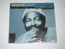 Marvin Gaye - At His Best Live CD NEW/STILL SEALED FREE S&H