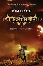 The Twilight Herald by Tom Lloyd (Paperback) New Book