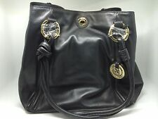 *Free&express Post* BNWT MIMCO turnlock bag BLACK Leather gold