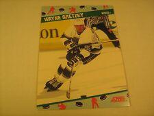 HOCKEY Card WAYNE GRETZKY 1991 Score 1 of 10 [b5b3]