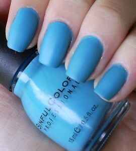 NEW! SINFUL COLORS Nail Polish Lacquer in SAVAGE #950