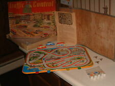 "1959 TECHNOFIX NR. 295 ""VERKEHRSSPIEL"" TRAFFIC CONTROL COMPLETE/WORKING W/BOX!"