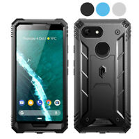 Poetic Shockproof Case For Google Pixel 3 Full Coverage Protective Cover