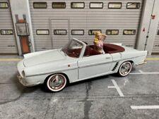 Renault Floride + Brigitte Bardot Figur in OVP DieCast Metal Norev 185180 1:18