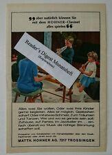 Werbeanzeige/advertisement A5: Hohner-Clavinet 1967 (050916211)