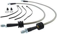 StopTech 950.34013 Stainless Steel Braided Brake Hose Kit