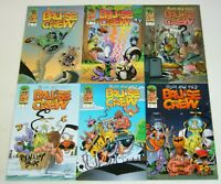 Boof and the Bruise Crew #1-6 VF/NM complete series - beau smith 2 3 4 5 set